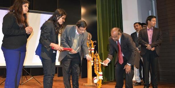 IIM Rohtak Inaugurates Incubation Centre at Udaan- 2015