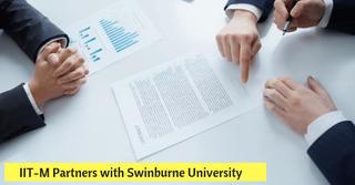IIT Madras and Swinburne University (Australia) Collaborate for Joint Ph.D.