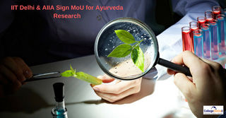 IIT Delhi and All India Institute of Ayurveda Sign MoU for Enhancing Research