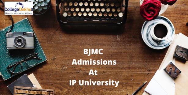 IPU CET BJMC Admission