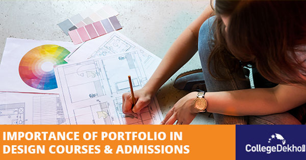 Portfolio in Design and its Importance in Admission