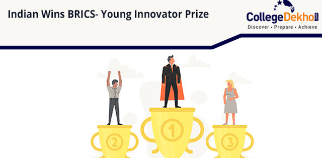 Bihar Boy Wins BRICS Young Innovator Prize