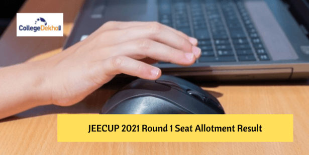 JEECUP 2021 Round 1 Seat Allotment Result – Seat Acceptance Fee, Willingness, Allotment Letter