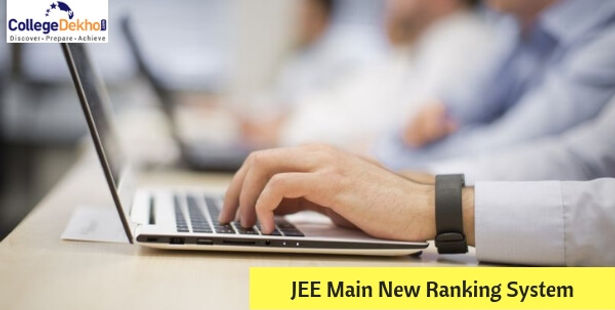 JEE Main 2021 Ranking System,  Merit List to be Based on Percentile Scores