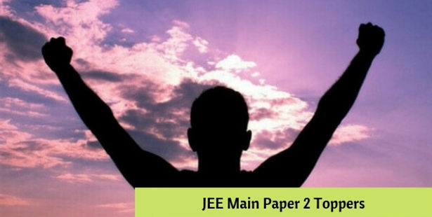 List Of Jee Main Sep 2020 Paper 2 3 Toppers Releasing Soon Know Toppers Names Rank Marks Collegedekho