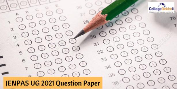 JENPAS UG 2021 Question Paper
