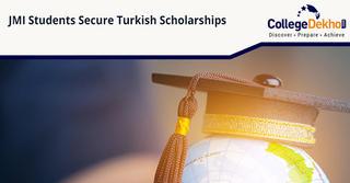3 Jamia Students Bag Turkish Scholarships