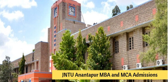 JNTU Anantapur MBA and MCA Admissions 2019 Dates, Eligibility, Application Form, Admission Process