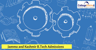 Jammu and Kashmir B.Tech Admissions 2019 – Dates, Eligibility, Selection Procedure, Application Form