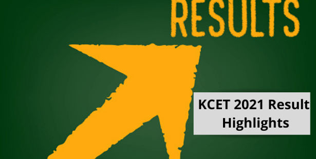 KCET 2021 Result Highlights – Check Pass Percentage, Total No. of Qualified Candidates, Cutoff Trend