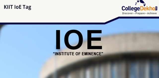 KIIT Deemed University Gets IoE Tag