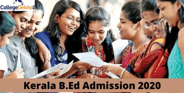 Kerala B.Ed admission 2021