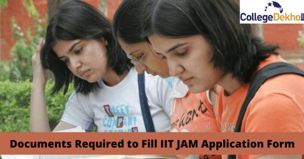 IIT JAM Application Form 2021