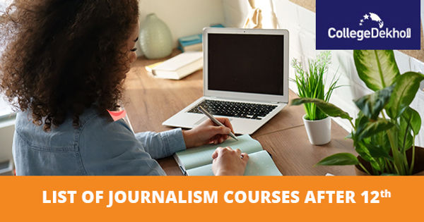 List of Journalism Courses after 12th