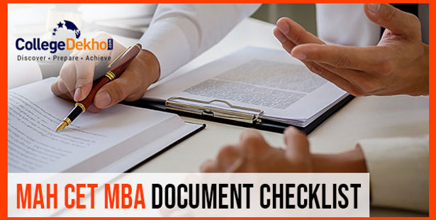 Documents Required to Fill MAH MBA CET Application Form