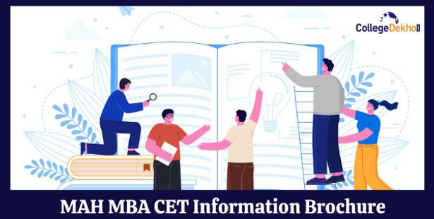 MAH MBA CET 2021 Information Brochure