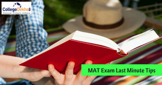 Last Minute Preparation Tips for MAT Exam 2018