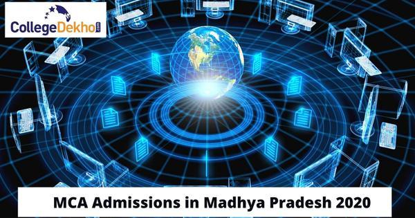 MCA admissions in Madhya Pradesh 2020