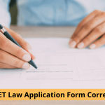 MH CET Law 2021 Application Form Correction