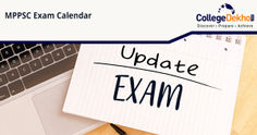 MPPSC 2020 Exam Calendar Released: Check Here