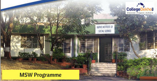 Karve Institute of Social Service MSW Admissions to Start from 11 June