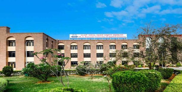 Admission Notice  M.S.Ramaiah University Invites Application for Admission to M.Tech/M.Des 2016