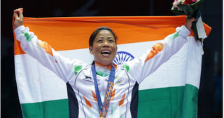 Sports Education in India is Undergoing a Change: Mary Kom