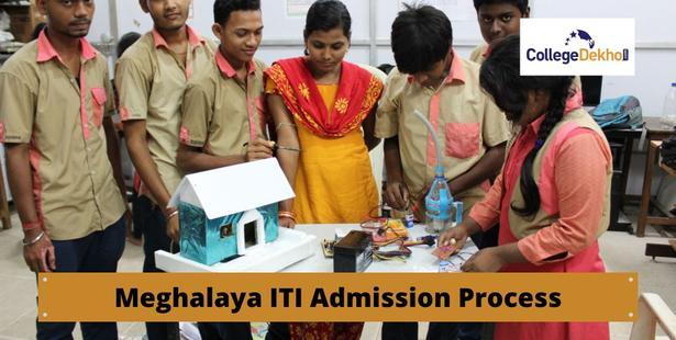Meghalaya ITI Admission Process 2021