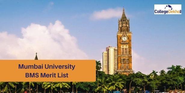 Mumbai University BMS Second Merit List 2021