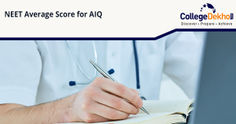 NEET Average Score for MBBS Admission under AIQ