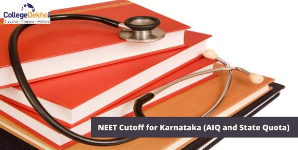 NEET 2021 Cutoff for Karnataka