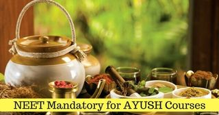 Tamil Nadu Govt. Rejects Proposal on NEET Based Admissions for AYUSH Courses