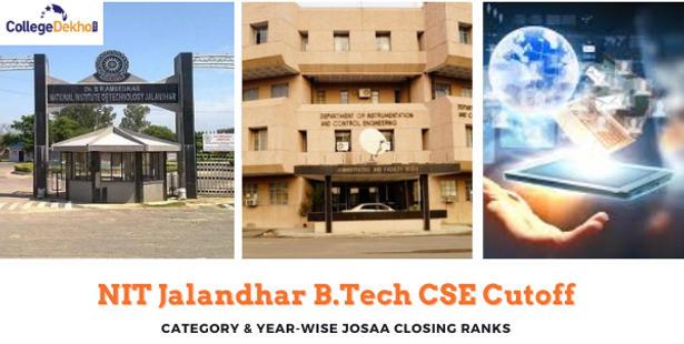 NIT Jalandhar B.Tech CSE Cutoff