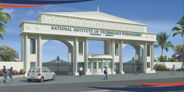 Admission Notice-  NIT, Puducherry Invites Application for Ph.D. Programs 2016