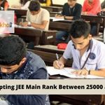 NITs Accepting JEE Main Rank Between 25000 and 50000