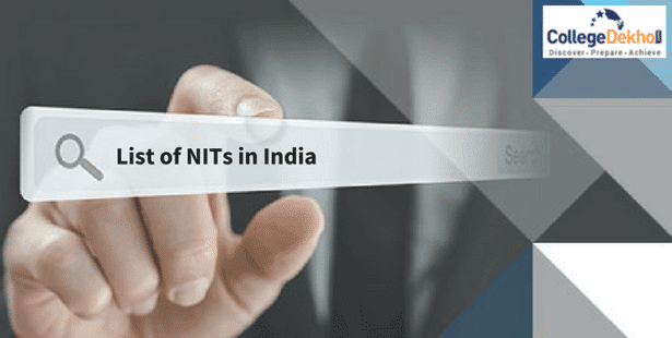 List of NITs in India - Rank-Wise