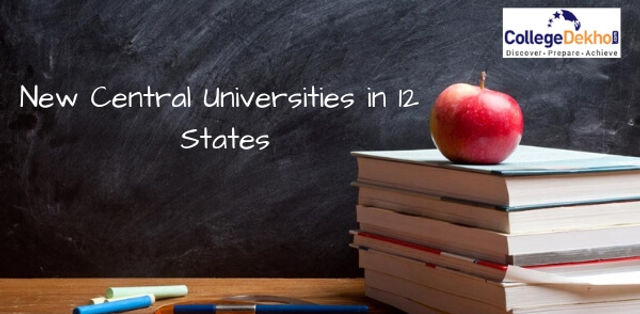 Union Cabinet Approves 13 New Central Universities