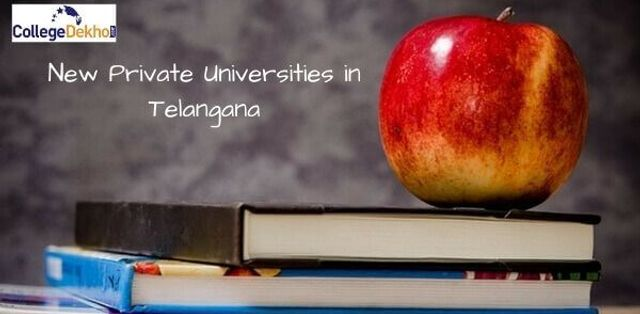 Telangana Govt. Invites Applications for Setting Up New Private Universities