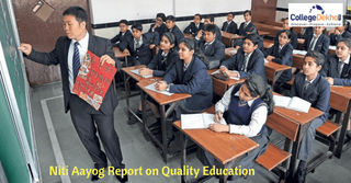 Niti Aayog Report: UP Ranks 36th, Bihar Ranks 20th in Quality Education