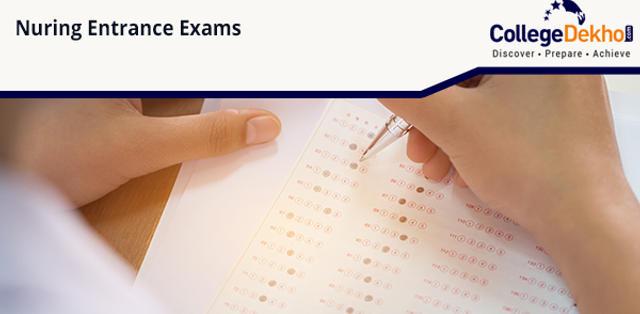 List of Nursing Entrance Exams in India
