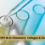Odisha CPET M.Sc Chemistry Colleges and Seat Matrix