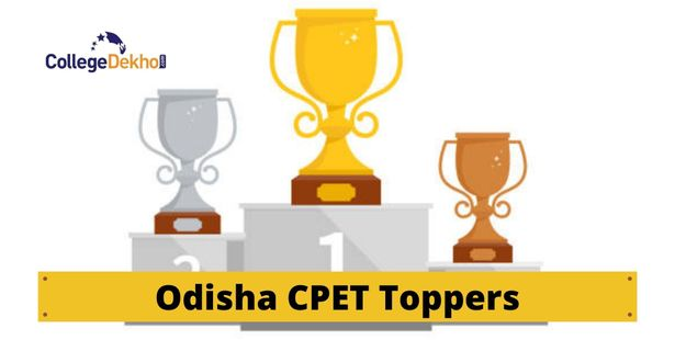 List of Odisha CPET 2021 toppers and their marks