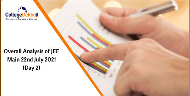 Overall Analysis of JEE Main 22nd July 2021 (Day 2)