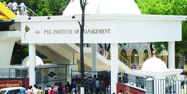 Admission Notice-    PSG Institute of Management Invites application for MBA/PGDM Programs 2016