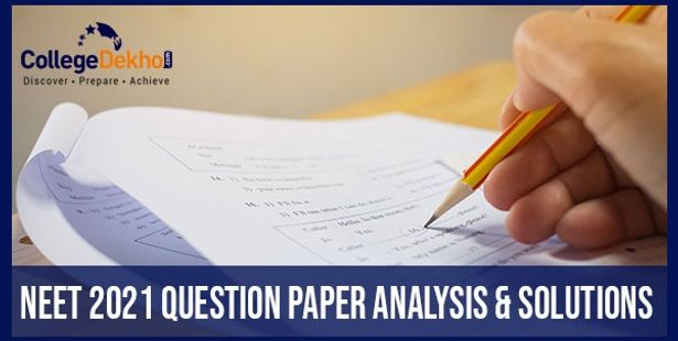 NEET 2021 Question Paper Analysis