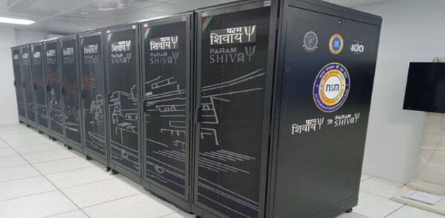 PM Modi Inaugurates Supercomputer 'Param Shivay' at IIT BHU