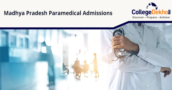 Madhya Pradesh Paramedical Admissions 2020