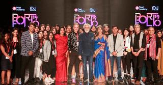 Over 500 Pearl Academy Designers Showcase Future of Fashion at Lotus India Fashion Week 2019