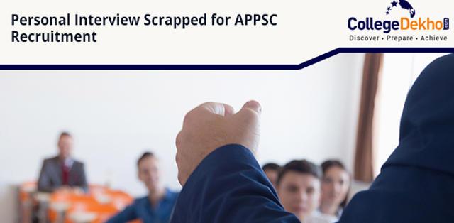 No Personal Interviews for APPSC Recruitments: AP CM YS Jagan