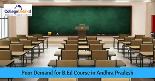 APSCHE to Conduct 2nd Round of Counselling Due to Low Demand for B.Ed in Andhra Pradesh